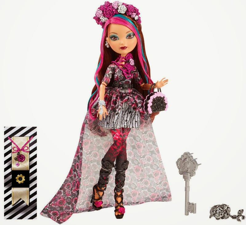 JUGUETES - EVER AFTER HIGH   Spring Unsprung : Briar Beauty | Muñeca  Producto Oficial | Mattel | A partir de 6 años