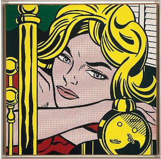 Visual aesthetics 1950 1985 artist roy lichtenstein - Pop art roy lichtenstein obras ...
