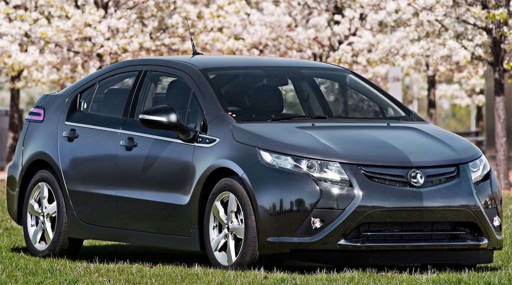 Vauxhall Ampera electric car now on sale | Electric Vehicle News