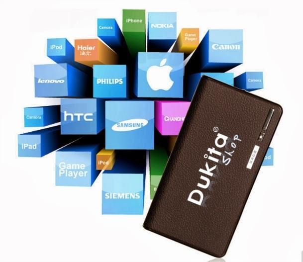 Sạc pin dự phòng 20.000mah Philips Power Bank giá rẻ Dukita Shop