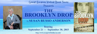 http://www.escapewithdollycas.com/great-escapes-virtual-book-tours/upcoming-tours/the-brooklyn-drop-by-susan-russo-anderson/