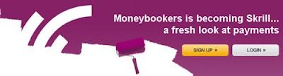 Moneybookers превращается в Skrill