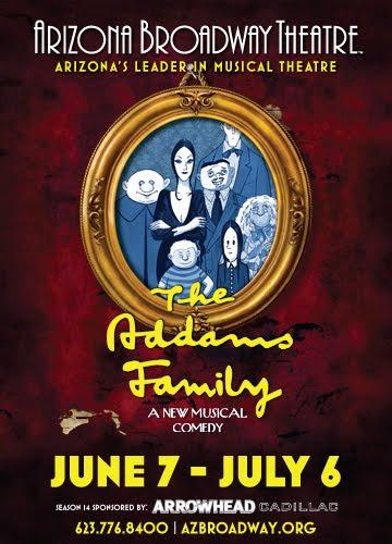 Arizona Broadway Theatre presents: