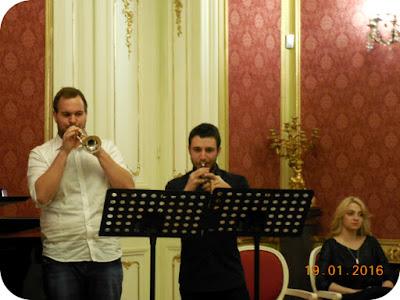 duo de trompeta piccolo