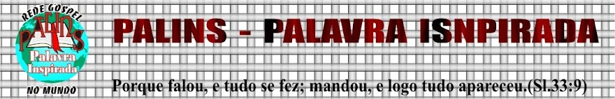 PALINS-Palavra Inspirada