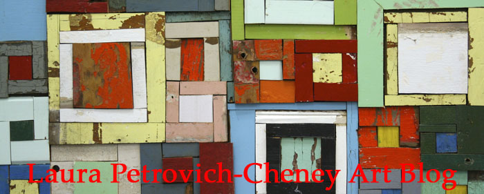 Laura Petrovich-Cheney Art Blog