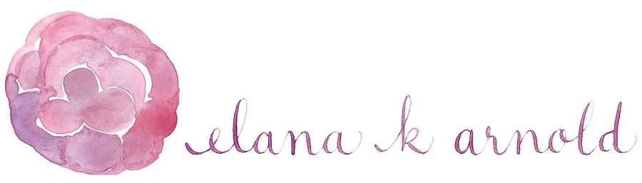 Official Website of Author Elana K Arnold