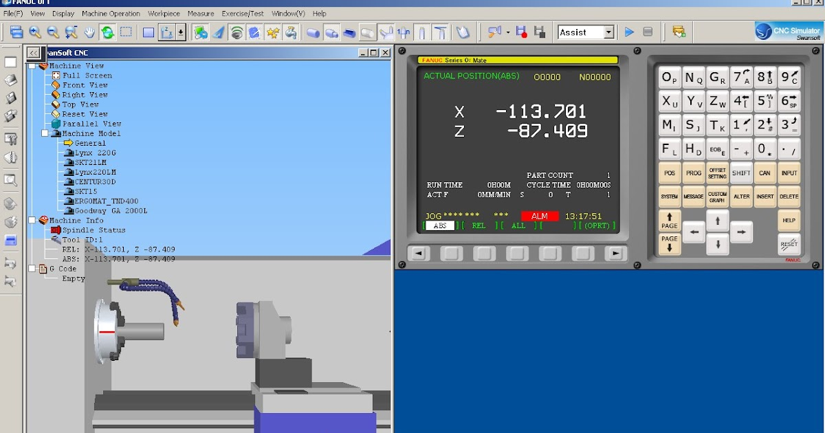 swansoft cnc simulator free download for android