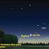 Cuộc giao hội gần của những cặp thiên thể trên bầu trời tháng bảy này