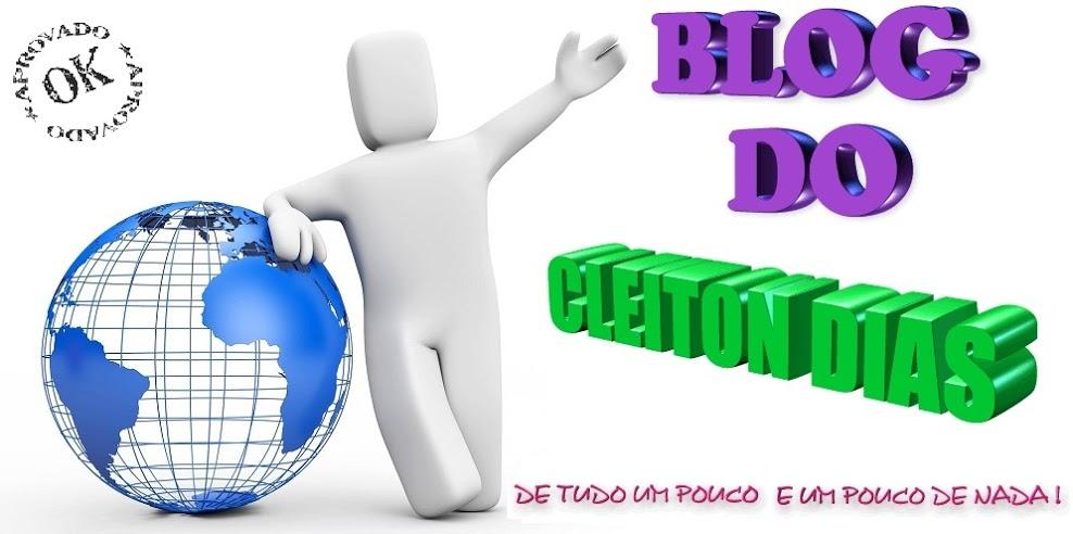BLOG DO CLEITON DIAS