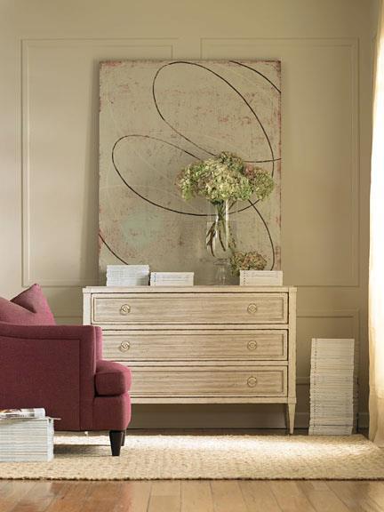Making An Entrance: Caracole Furniture · U0027