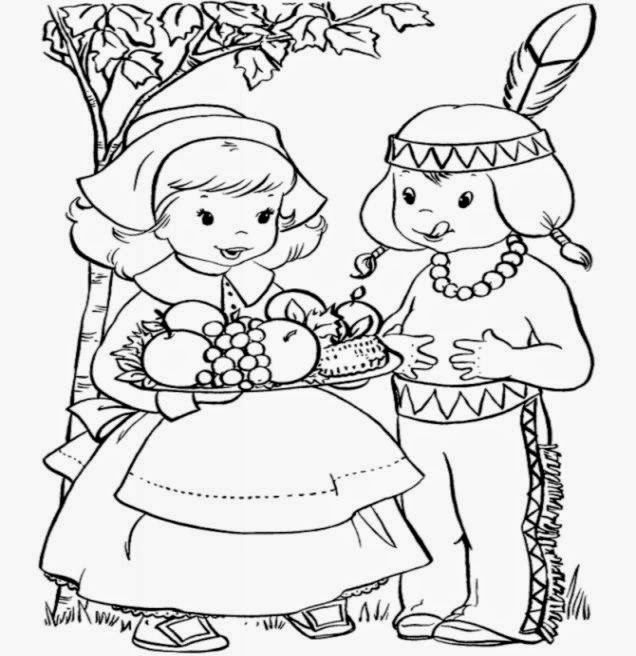 Thanksgiving coloring sheets for kids free free coloring for Fun thanksgiving coloring pages