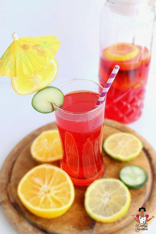 Chapman drink (Fanta Chapman recipe)