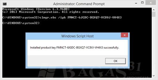Cara Aktivasi Windows 8.1 Permanen 2