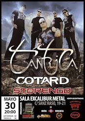 ¡TANTRICA, CONCIERTO EN MADRID!