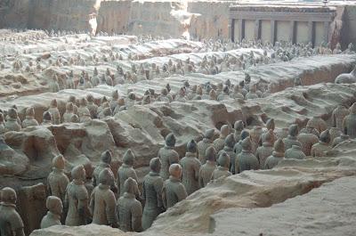 Los Guerreros de Terracota - China - que visitar