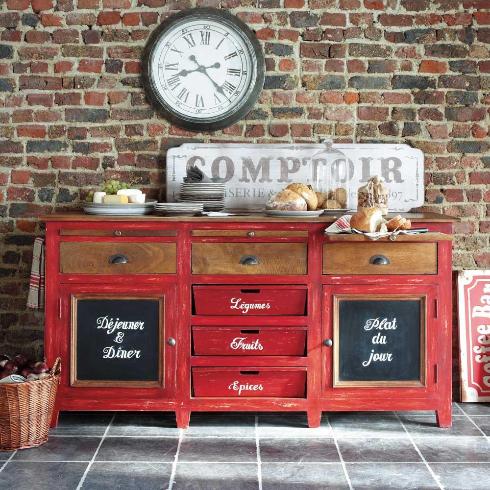 Buffet Industriel Maison Du Monde Simple Affordable Vaisselier  # Buffet Industriel Maison