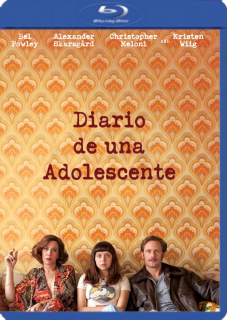 The Diary of a Teenage Girl (2015) DVDRip Castellano