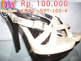 Sepatu wanita 100 ribuan