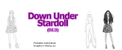 Our blog's sister-Down Under Stardoll