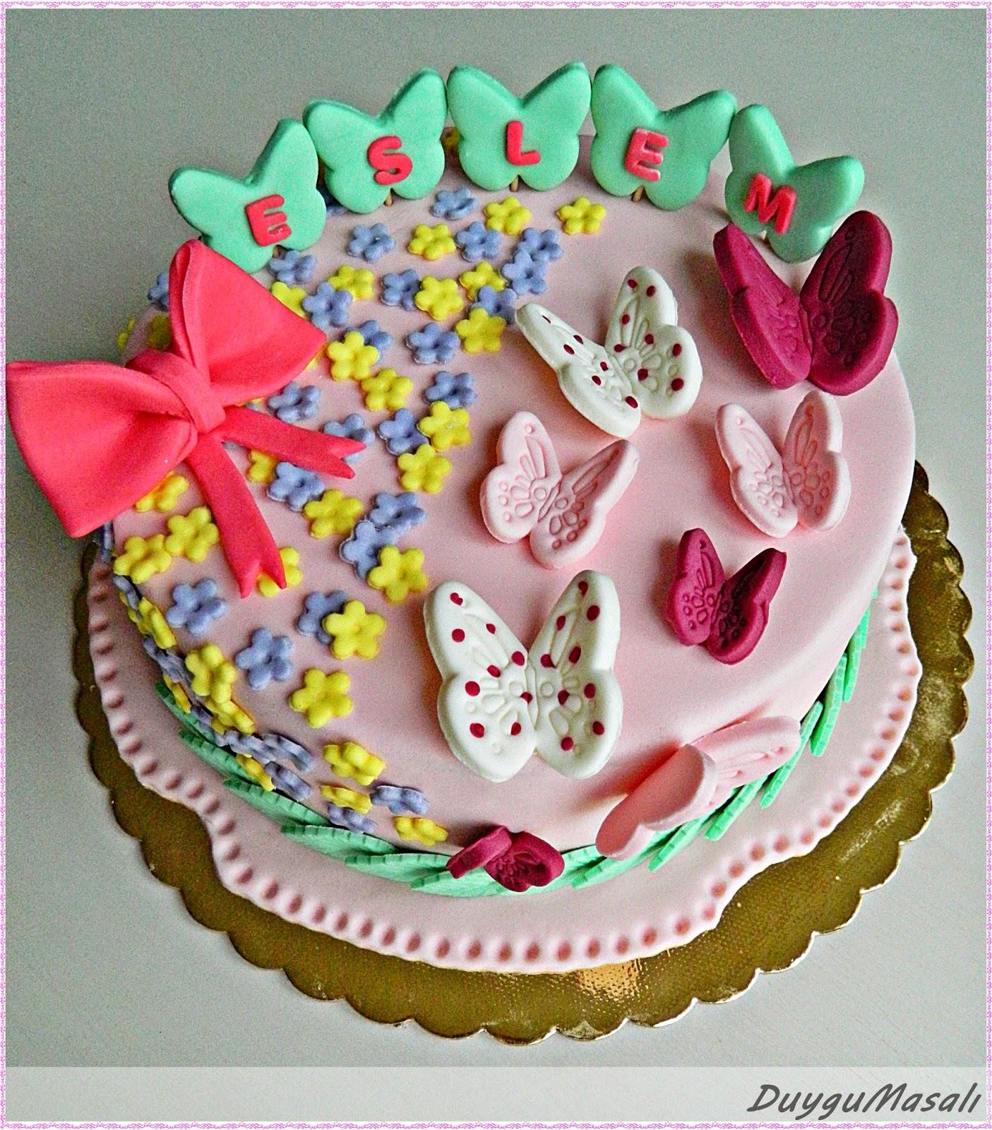 4.yaş doğum günü pastası