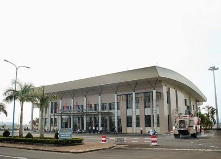 Tạm thời đóng cửa cảng hàng không Pleiku