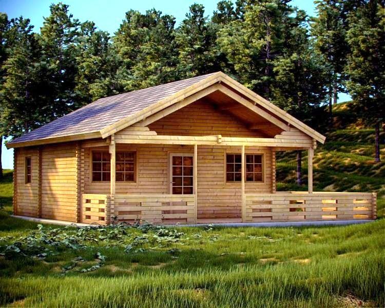 La casa senza mattoni il mondo delle casette da giardino for Prefabbricati in legno abitabili prezzi