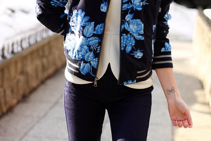 tattoo girl fashion