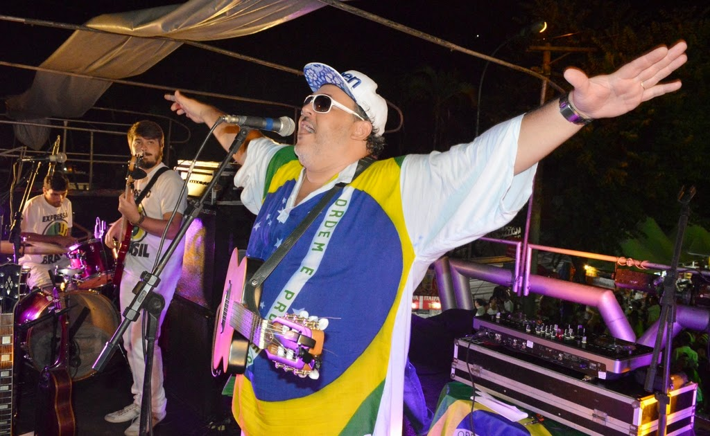 Wenderson Rosa e Banda Expressão Brasil