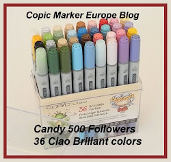 candy bij 500 volgers