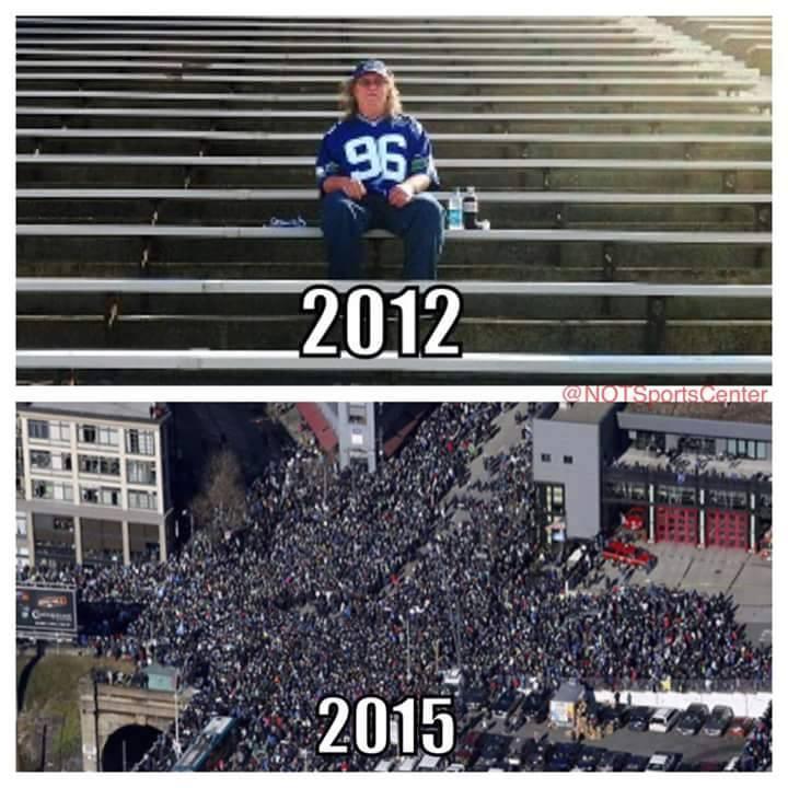 seahawks fans 2012, seahawks fans 2015