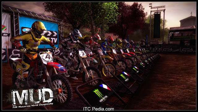 mud fim motocross world championship demo