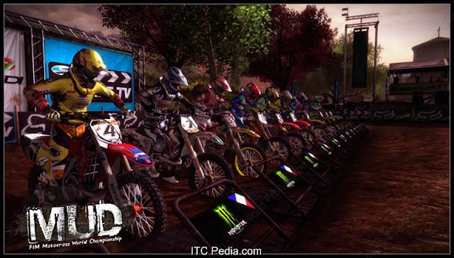 mud fim motocross world championship demo