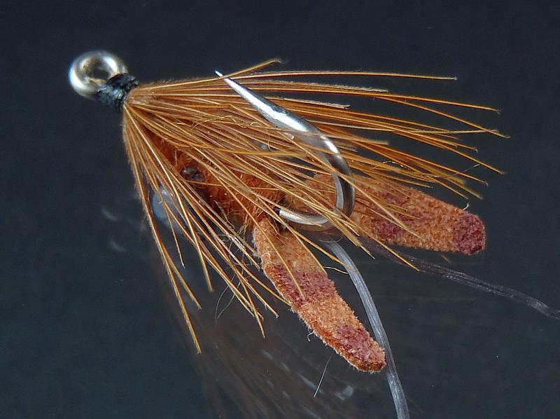 Ben Muraski's Slim Pickin's Carp Fly