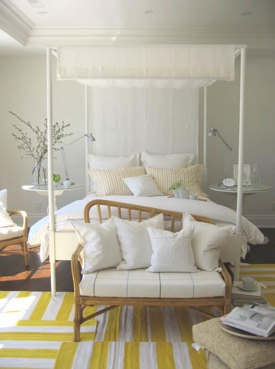 Great Multiple Bedroom Rugs, Layering Rugs In The Bedroom, Bright Bedroom Rugs