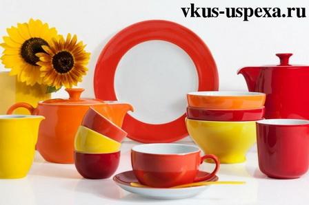 Влияет ли цвет посуды на переедание, как цвет посуды влияет на аппетит