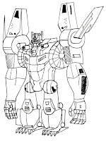 Optimus Prime Printable Kids Coloring Pages