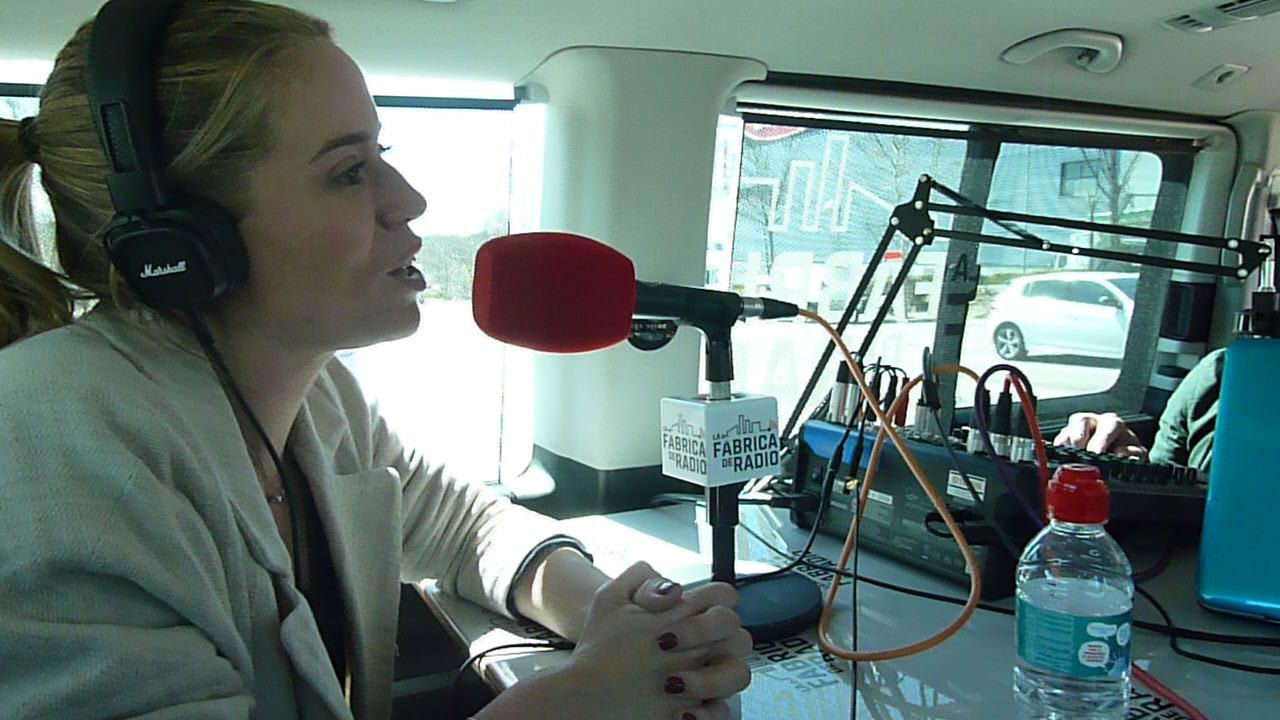 'LA FÁBRICA DE RADIO' DE CREMADES EN MADRID