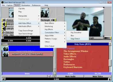 software editing video gratis