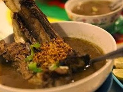 Resep Sop Konro Makassar