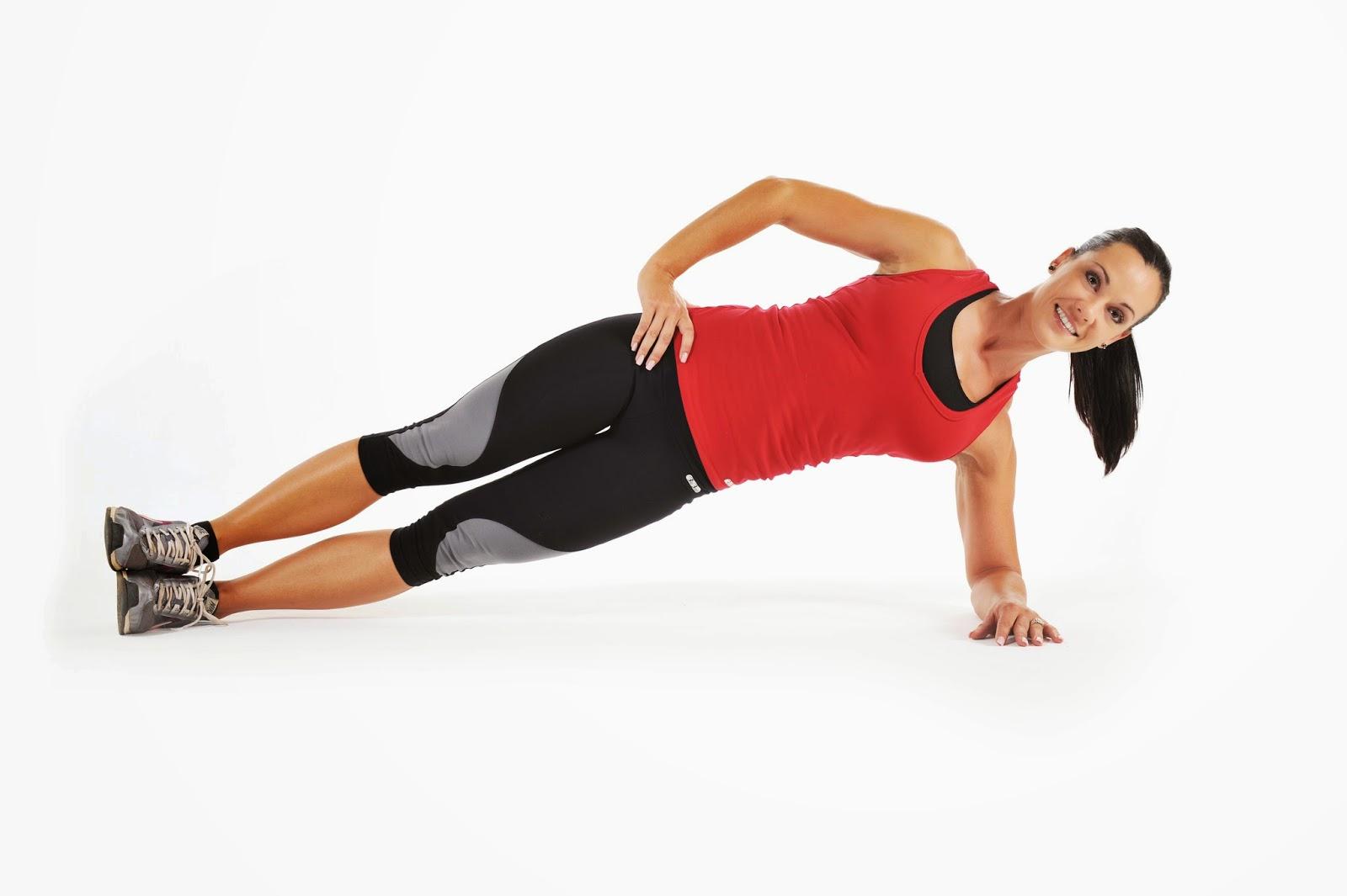 Как уменьшить талию : упражнения готовый план (фото) 11