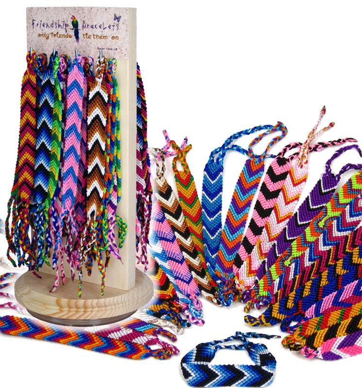 Bracelet zipper galleries friendship bracelet kit for Jewelry making kit for 4 year old
