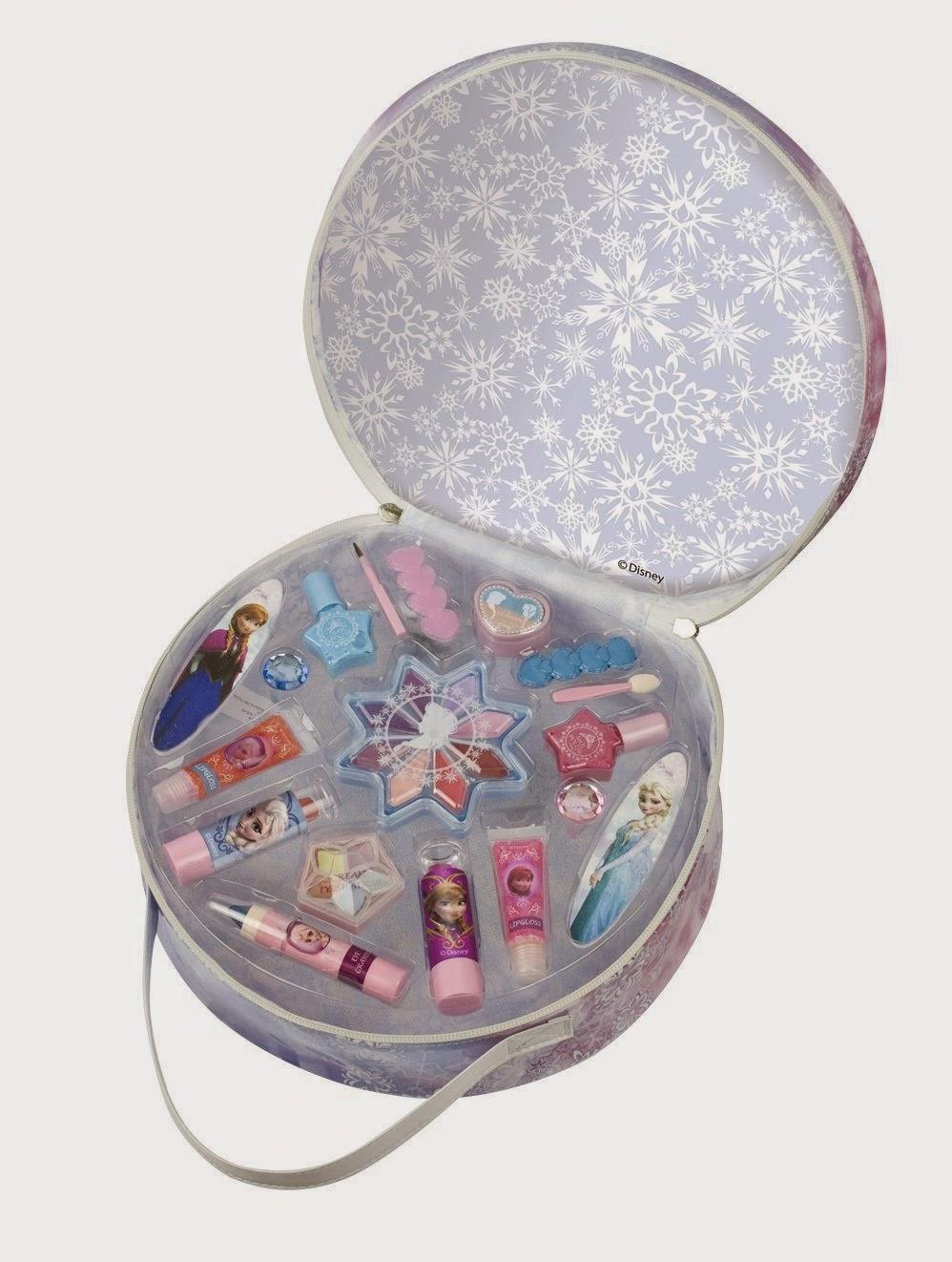 JUGUETES - DISNEY Frozen - Maletín Maquillaje Producto Oficial | Markwins 9499210 | A partir de 6 años