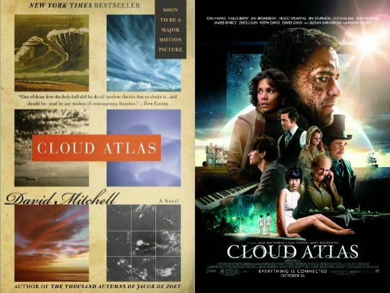 Cloud Atlas book to movie