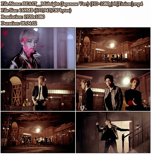 Download PV BEAST - Midnight (Japanese Version) (Full HD 1080p) (Official Channel)