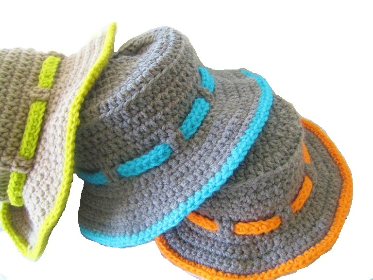 For the Love of Crochet Along: Trekkers and Matching ...