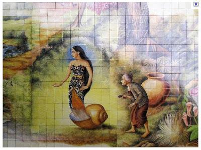 Cerita Rakyat Keong Mas - Legenda Nusantara