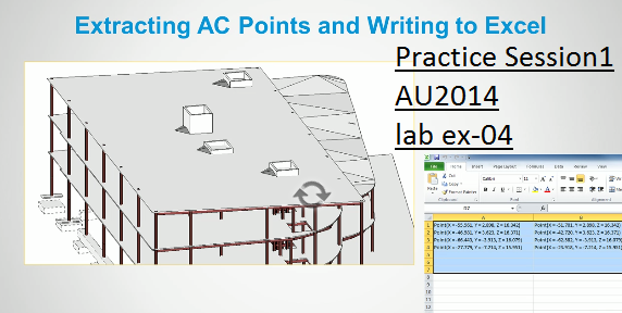 "Watch a raw uncut Practice Session from my hands on lab at AU2014 ""Dynamo For Dummies"" Lab Exersize 4"