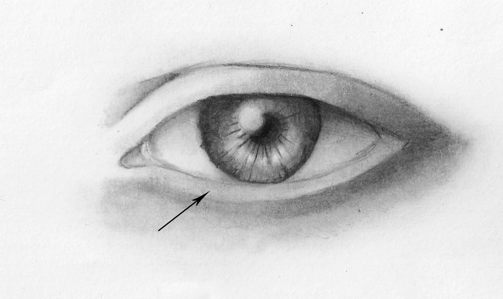 Preferenza Come disegnare un occhio IJ76