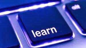 Learn key on laptop